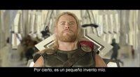 Escena extendida exclusiva de 'Thor: Ragnarok'