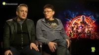 "The Russo Brothers: ""The Black Order will be very important in 'Avengers: Infinity War'"""