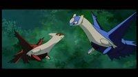 Tráiler 'Héroes Pokémon'