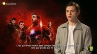Las películas del Universo Cinematográfico Marvel favoritas de Tom Holland