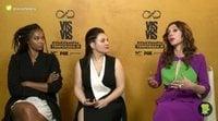 Berta Vázquez: 'La culpa de que vuelva 'Vis a vis' es de la Marea Amarilla