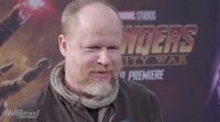 Joss Whedon at the 'Avengers: Infinity War's premiere