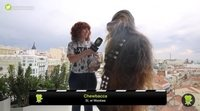 'Han Solo: Una historia de Star Wars': Entrevistamos a Chewbacca en su visita a Madrid