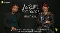 """Óscar Jaenada: """"Es triste que sea una obligación trabajar fuera"""""""