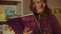Alicia de 'Médico de Familia' lee el cuento de 'Paquita Salas'