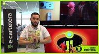 Videocrítica 'Los Increíbles 2'
