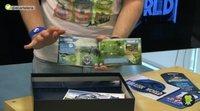 Unboxing: Así es la maravillosa versión deluxe del Welcome kit de 'Jurassic World'