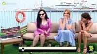 Entrevista a Alaska, Macarena García y Cristina Castaño 'Hotel Transilvania 3'