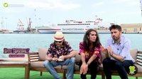 Entrevista a Santiago Segura, Dani Martínez y Mario Vaquerizo 'Hotel Transilvania 3'