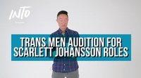 Audición de intérpretes transexuales para papeles de Scarlett Johansson