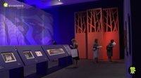 Así es la exposición 'Disney: El arte de contar historias'