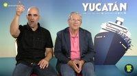 """Luis Tosar: """"Hubo algún conato de motín durante el rodaje de 'Yucatán'"""""""