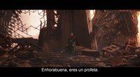 Avance exclusivo del contenido extra de 'Vengadores: Infinity War'
