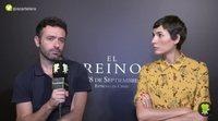 """Rodrigo Sorogoyen e Isabel Peña ('El reino'): """"Mejor hablar sobre la corrupción ahora que nunca"""""""