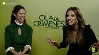 """Paula Echevarría y Juana Acosta: """"En 'Ola de crímenes' somos las mujeres las que llevamos la acción"""""""