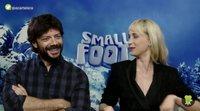 ¿Cuánto saben los protagonistas de 'Smallfoot' del yeti?