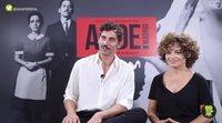 Entrevista a Paco León y Anna R. Costa, co-creadores de 'Arde Madrid'