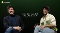 Ignacio Mateos y Daniel Grao nos demuestran lo distintos que son a sus personajes de 'Animales sin collar'