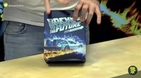 Unboxing del Steelbook de 'Regreso al futuro'