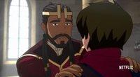 Tráiler latino 'Príncipe de los dragones'