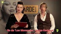 'Arde Madrid' Spain para Guiris 1.0: Debi Mazar nos cuenta qué sabe de España