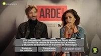 El equipo de 'Arde Madrid' demuestra cuánto sabe del Hollywood clásico que viajó a España