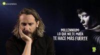 """Fede Álvarez ('Millenium'):""""Es una valentía el entregarse a las emociones fuertes, y eso es muy femenino"""""""