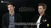 Los flashbacks de Theseus Scamander eliminados de 'Animales Fantásticos: Los crímenes de Grindelwald'