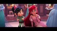 Clip extendido 'Ralph Rompe Internet': Princesas