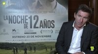"""Antonio de la Torre: """"'La noche de 12 años' es un viaje de ida y vuelta a la locura"""""""