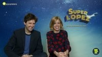 Test de superhéroes a los protagonistas de 'Superlópez'
