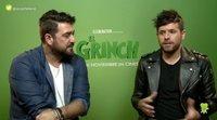 """Pablo López y Antonio Orozco: """"Hemos renunciado a otras cosas para poder hacer 'El Grinch'"""""""