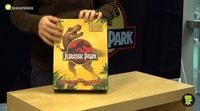 Unboxing de la edición coleccionista de 'Parque Jurásico'