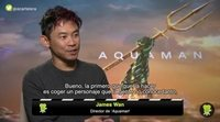 James Wan habla de la presión que sintió al dirigir 'Aquaman'