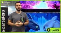 Videocrítica 'Cómo entrenar a tu dragón 3'