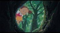 Clip 'Mi vecino Totoro' #1