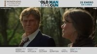 Promo español 'The Old Man and the Gun'