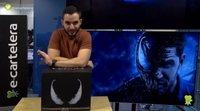 Unboxing de la edición coleccionista de 'Venom'