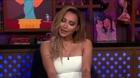 Entrevista Naya Rivera en 'Watch What Happens Next'