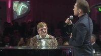 Elton John and Taron Egerton sing 'Tiny Dancer'