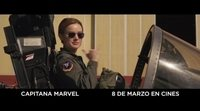 Anuncio 'Capitana Marvel'. ¿Qué la convierte en heroína?