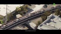 Clip 'Capitana Marvel': Túnel del tren