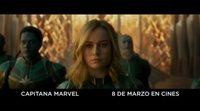 Anuncio 'Capitana Marvel': Más lejos
