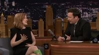 Jessica Chastain habla de 'It - Capítulo 2' en 'The Tonight Show'