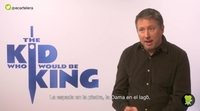 "Joe Cornish: ""This is a dream of mine to make 'The Kid Who Would Be King'"""