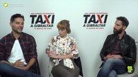 """Ingrid García Jonsson ('Taxi a Gibraltar'): """"En las escenas de acción no teníamos ni idea de lo que hacíamos"""""""