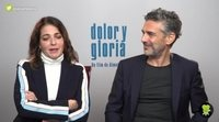"""Nora Navas ('Dolor y gloria'): """"Pedro Almodóvar sigue estando muy vivo en esto"""""""