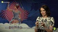 """Eva Green ('Dumbo'): """"Es una película muy de Tim Burton"""""""