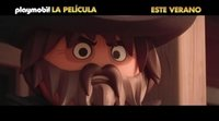 Spot español #2 'Playmobil: La película'