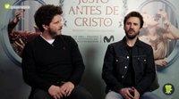 """Julián López: """"Estar en 'Justo antes de Cristo' es como cumplir un sueño"""""""